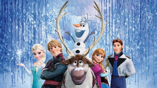 'Frozen' Wins Grammy