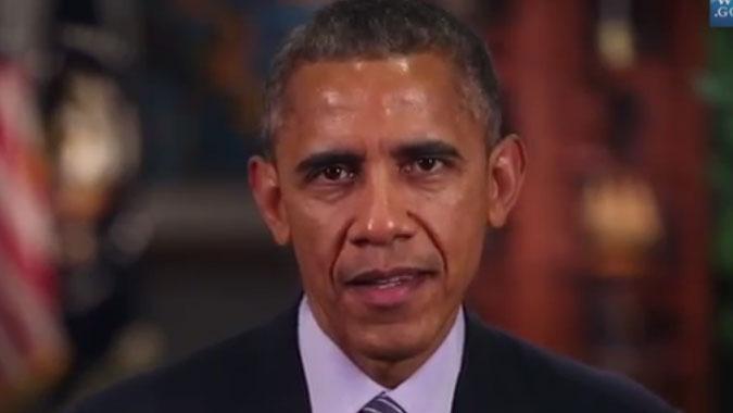Obama Grammys Domestic Violence PSA
