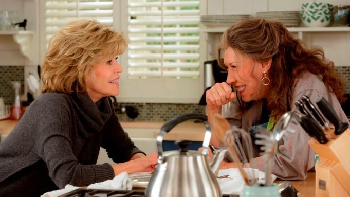 Jane Fonda Lily Tomlin - Netflix