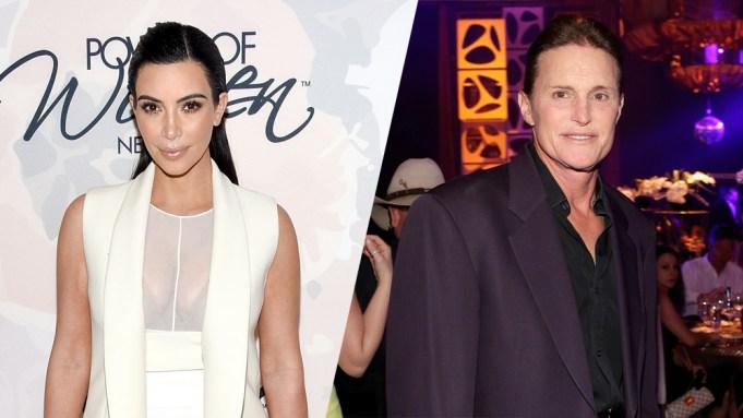 Kim Kardashian Bruce Jenner