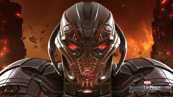 Ultron - Marvel Contest of Champions