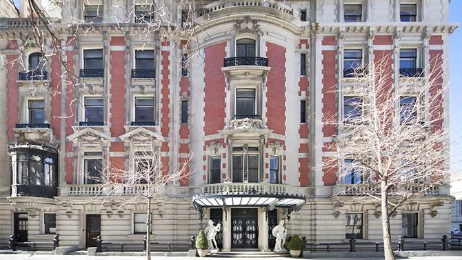 Carlos Slim Asks $80 Million for Epic Manhattan Mansion