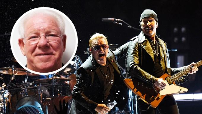 Dennis Sheehan U2 Dead