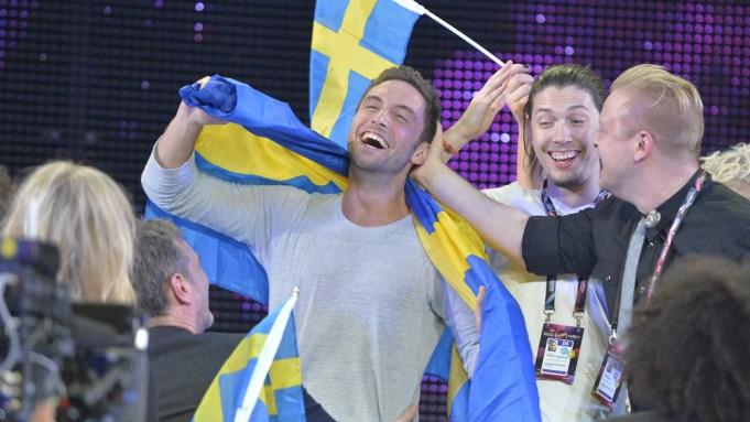Sweden's Mans Zelmerlow Wins Eurovision Song