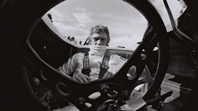Steve McQueen The Man & Le
