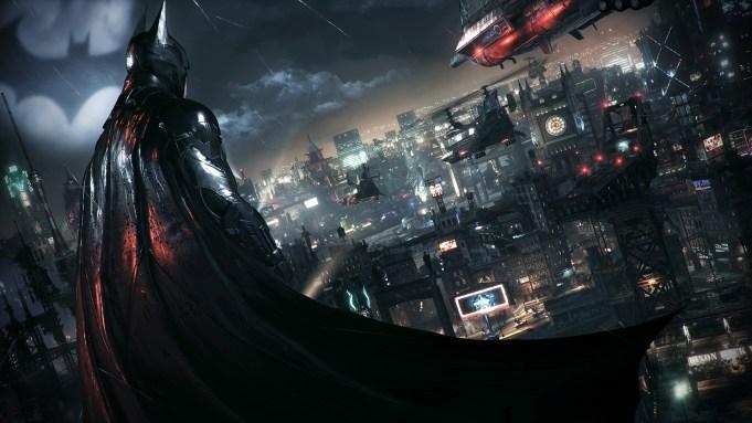 Batman: Arkham Knight game