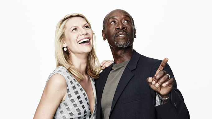 Claire Danes Don Cheadle Discuss Acting