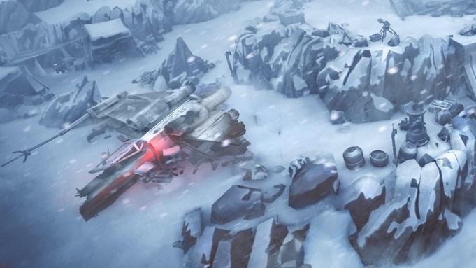 Star Wars: Uprising Hoth