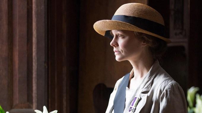 'Suffragette' to Open London Film Festiival