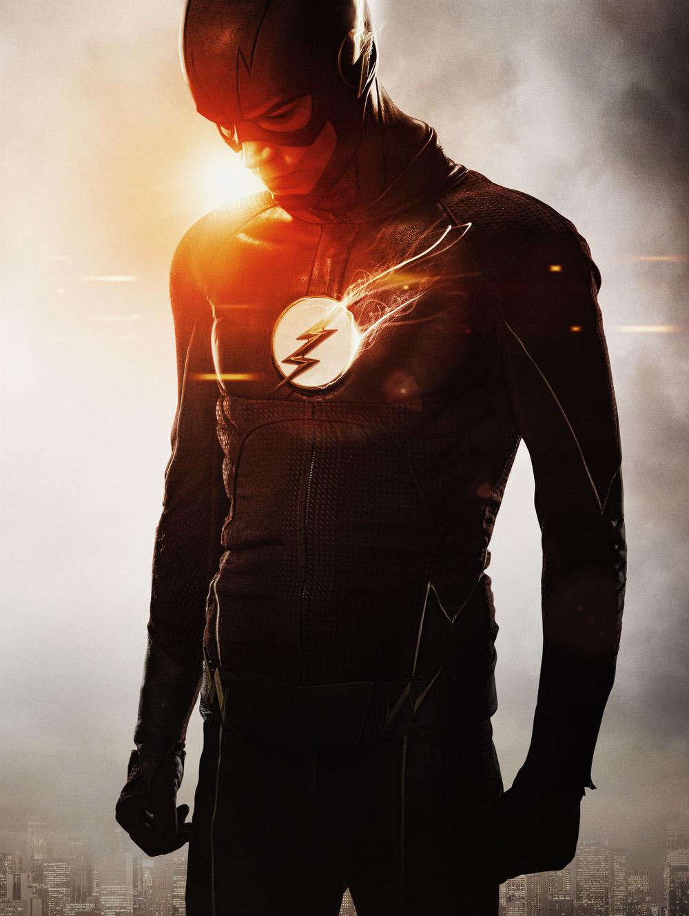 Flash season 2 suit