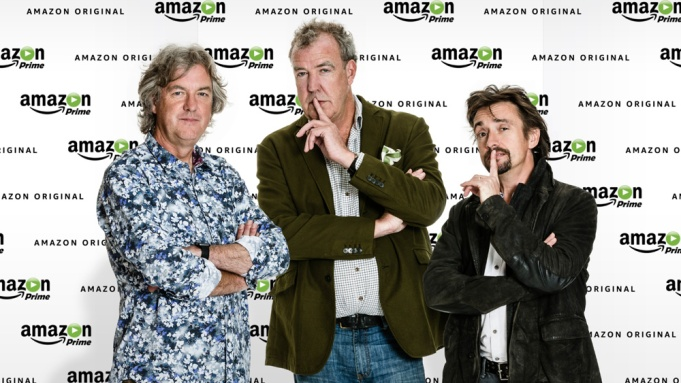 Jeremy Clarkson Plugs New Amazon Series