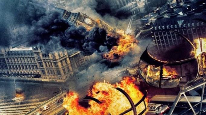 London Has Fallen trailer