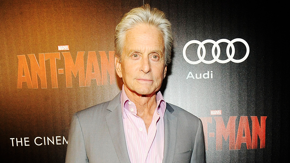 Michael Douglas Remembers His Late Mother's 'Wicked Sense of Humor'