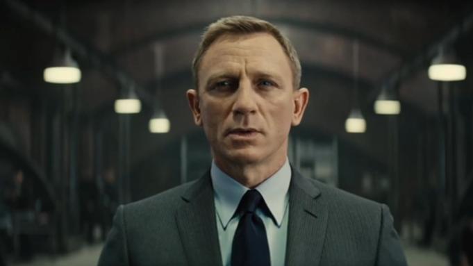 Spectre Trailer New James Bond