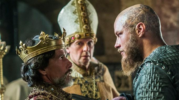 'Vikings' Season 4 Comic-Con Trailer Sees