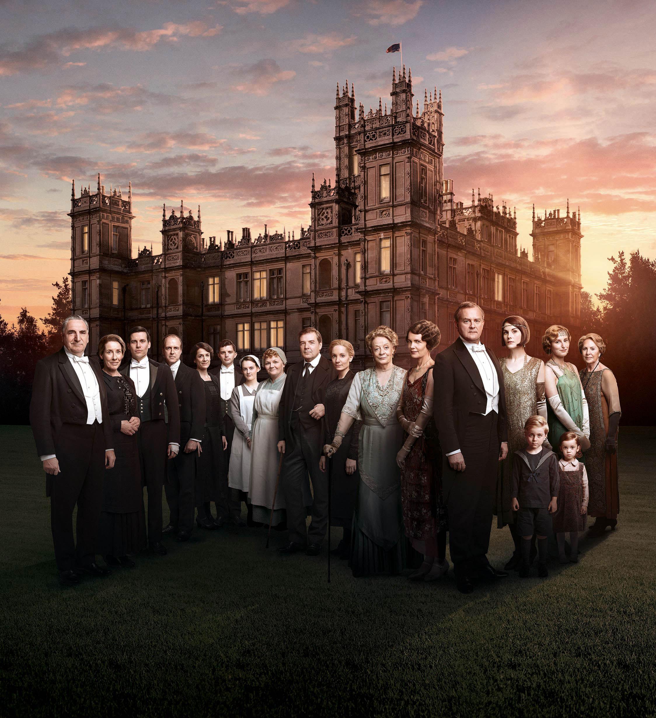 'Downton Abbey' Season 6: EP Gareth Neame on Period Drama's Final Hours