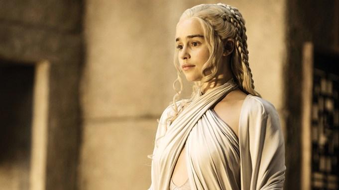 [WATCH] 'Game of Thrones': Emilia Clarke