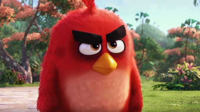 Angry Birds Movie Sequel In The Works At Rovio Variety