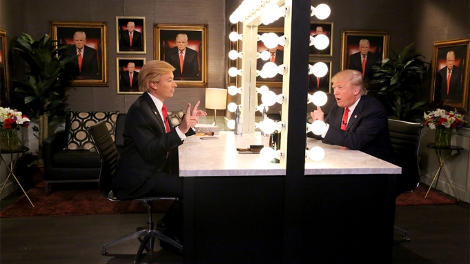 Donald Trump Tonight Show