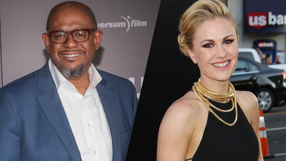 Roots Remake Forest Whitaker Anna Paquin Jonathan Rhys Meyers Cast Variety Erica tazel movies on gomovies. forest whitaker anna paquin jonathan