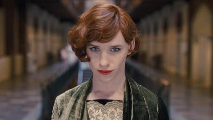 The Danish Girl trailer Eddie Redmayne