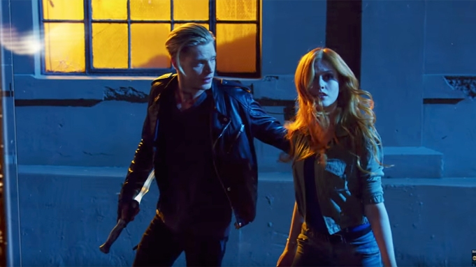 Shadowhunters couples
