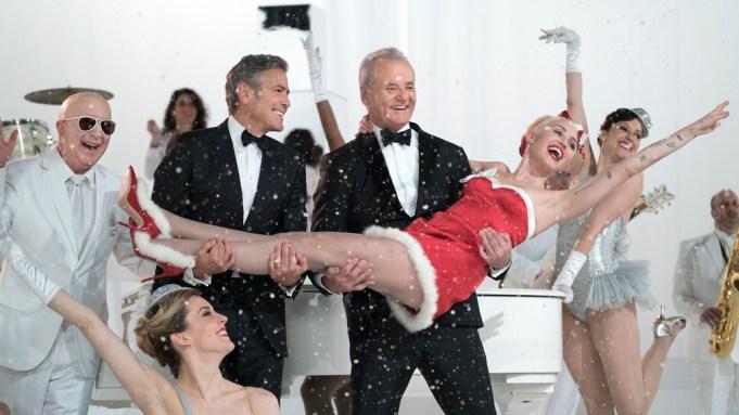 Bill Murray Christmas special Netflix