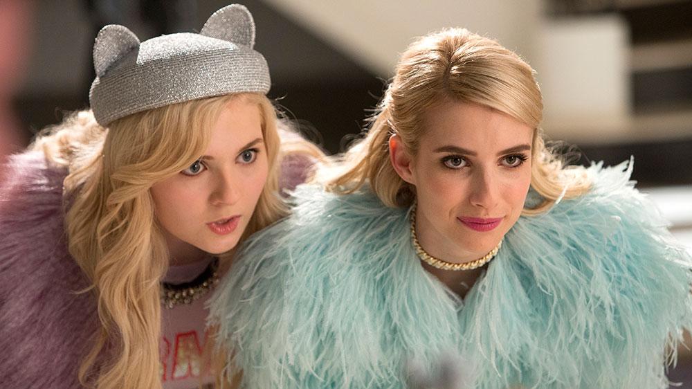 Scream Queens Cancelled Ryan Murphy S Fox Series Not Returning Variety