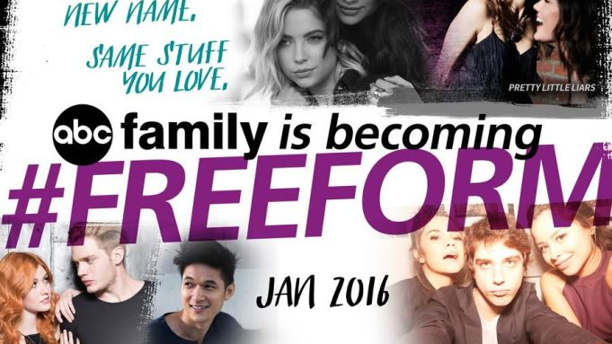 Freeform ABC Family