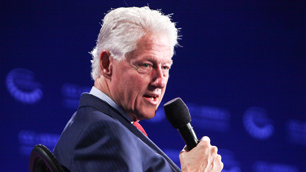 Bill Clinton Writing Thriller Novel With James Patterson