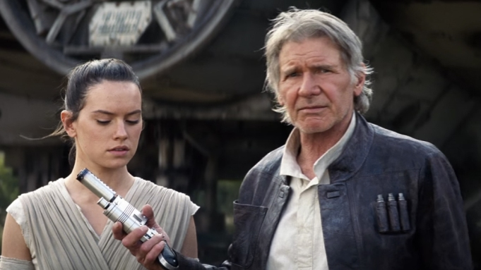 Star Wars the Force Awakens Han