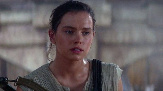 Star Wars the Force Awakens TV