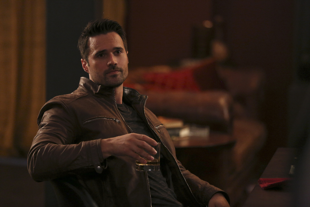Skye and ward together get do when 'Agents Of