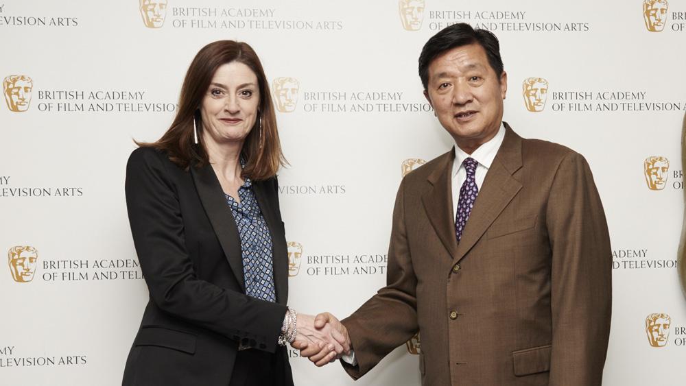 BAFTA's Amanda Berry Inks Deal with Beijing Film Academy's Zhang Huijun