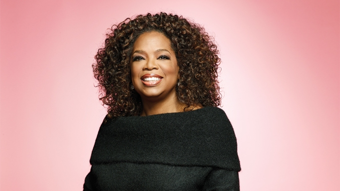 Oprah Winfrey Power of Women