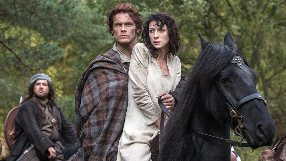 TV News Roundup: 'Outlander' Gets Free Season 1 Preview - Variety