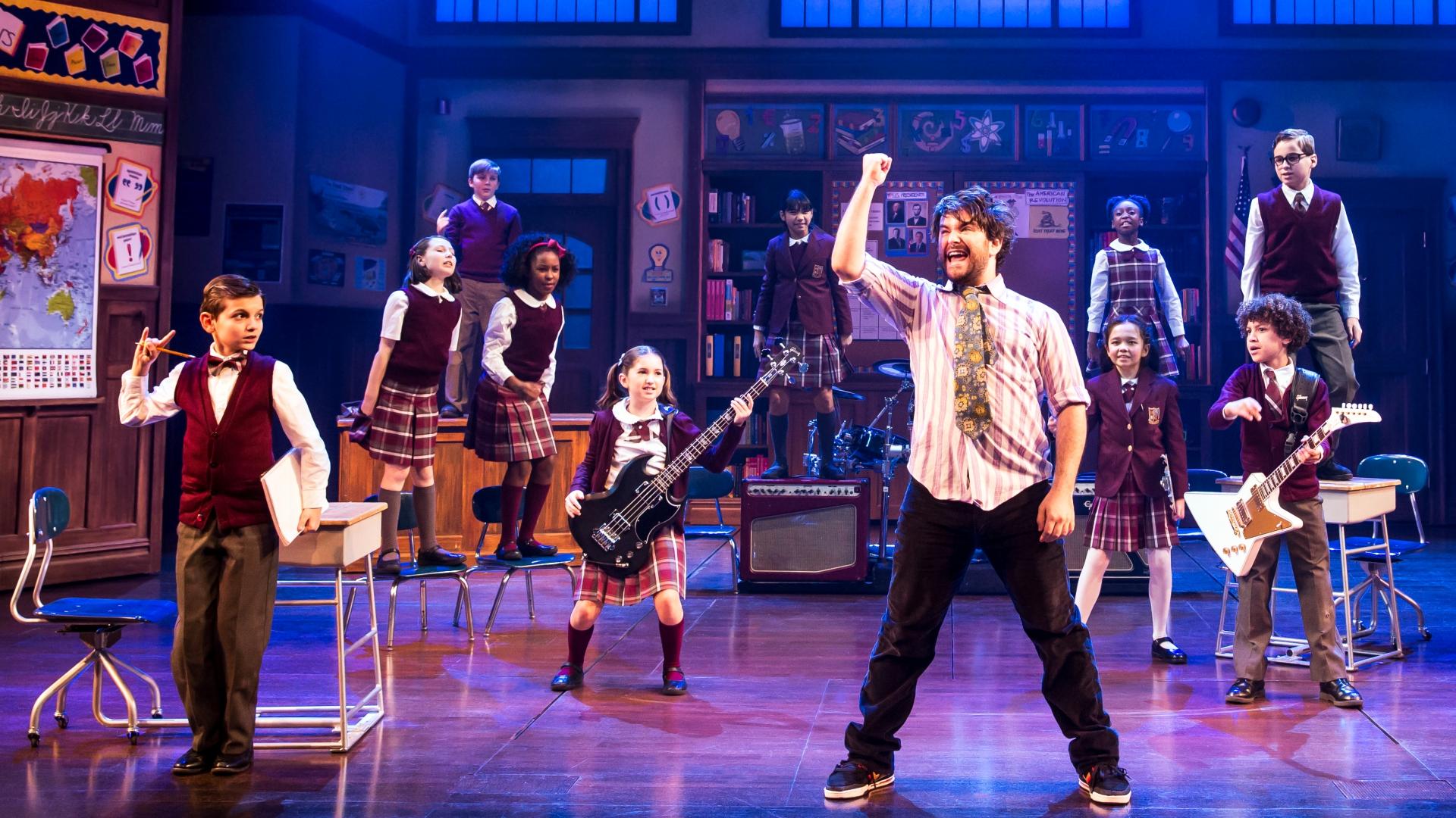 school-of-rock-review-broadway-musical