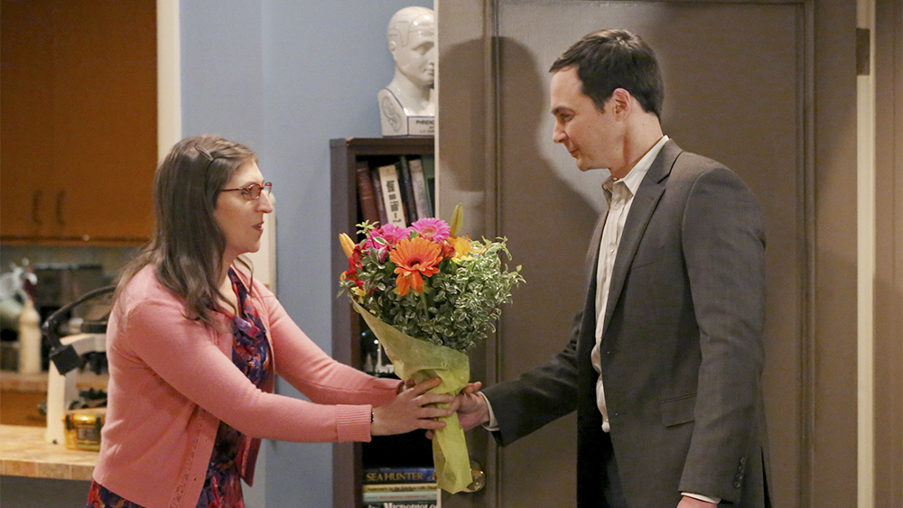 Big Bang Theory': Showrunner on Sheldon-Amy Sex Storyline - Variety