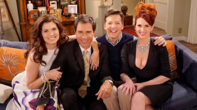Will and Grace musical