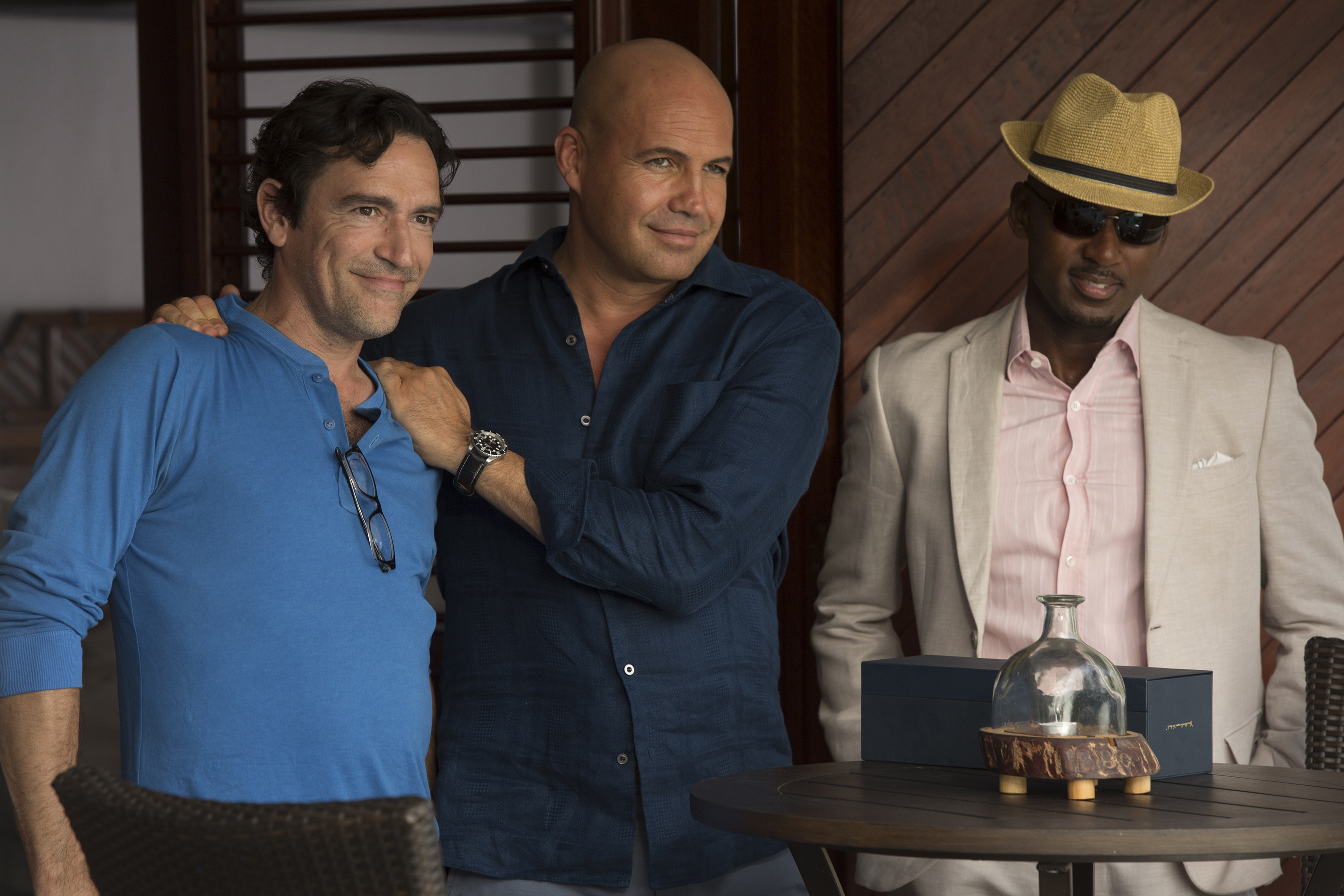 Amazon's 'Mad Dogs' To End After One Season, Says EP Shawn Ryan