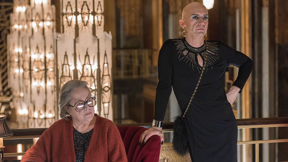 American Horror Story: Hotel teaser with full cast is