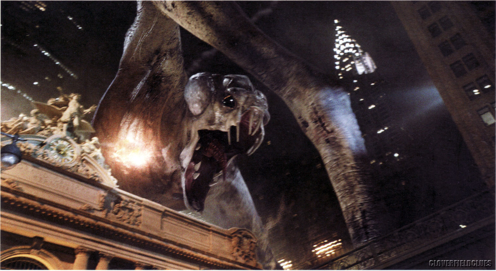 'Cloverfield' Sequel Set at J.J. Abrams' Bad Robot, Paramount