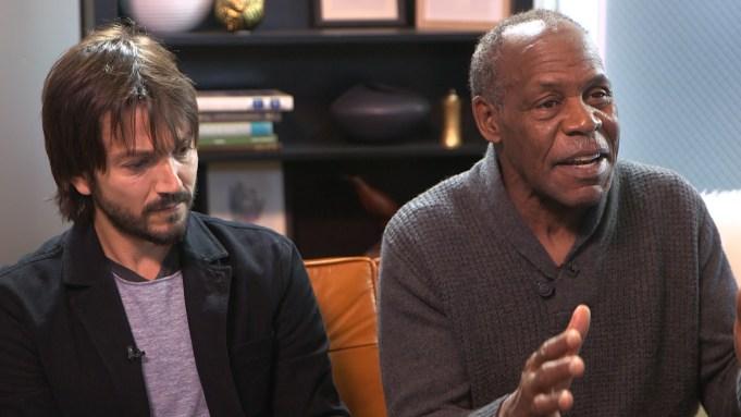 Danny Glover Sundance Oscars