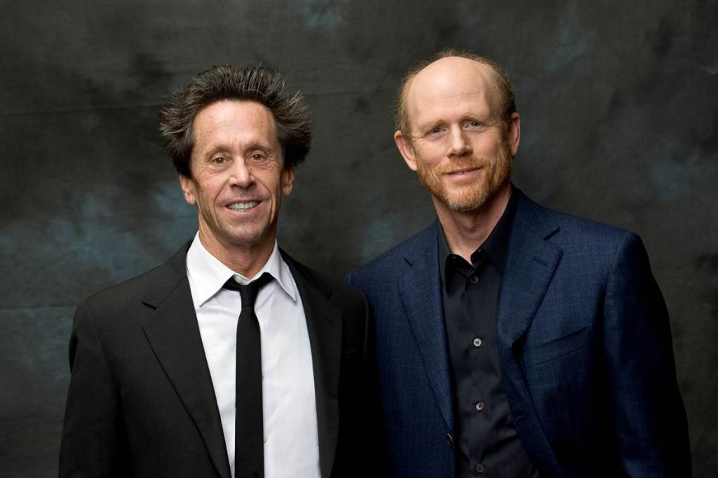 Ron Howard and Brian Grazer's Imagine Entertainment Signs First-Look Deal With Apple Studios