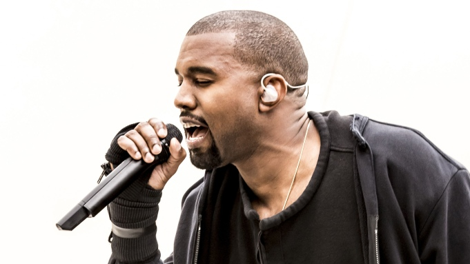 Listen to Kanye West's New Album