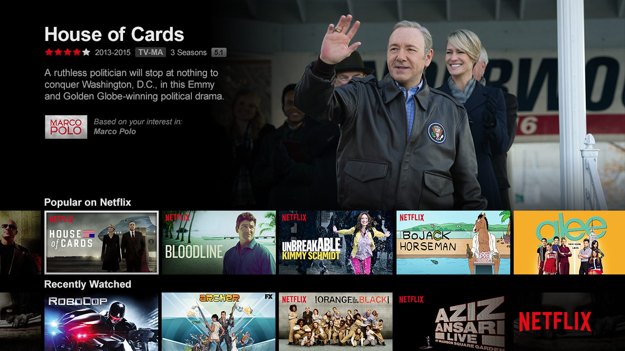 Netflix Tests Movie and TV Show Images to Optimize Interaction - Variety