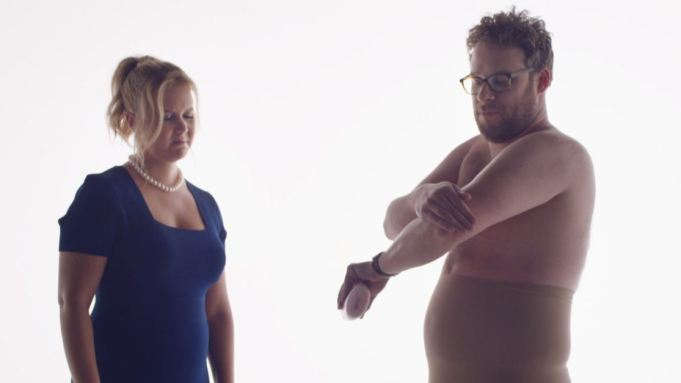 Amy Schumer, Seth Rogen Join the