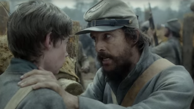 'Free State of Jones' Trailer: Watch
