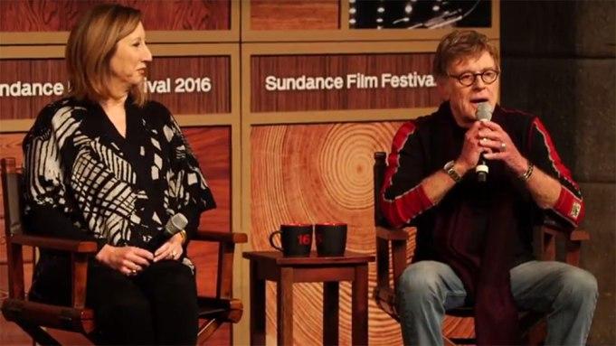 Sundance Film Festival Opening Conference Live
