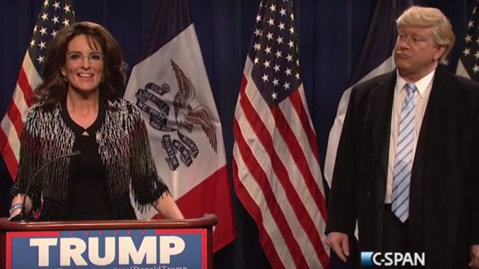 Tina Fey Saturday Night Live Sarah